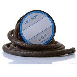 LGT-FLEX® 20.620: Gaxeta de Fibra Sintética Redonda Grafitada