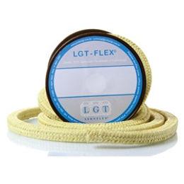LGT-FLEX® 20.040: Gaxeta de Fibra Aramida com PTFE