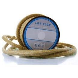 LGT-FLEX® 21.430: Gaxeta de Fibra Vegetal de Algodão ensebada ou Grafitada