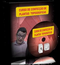 CURSO CONFECÇÃO DE PLANTAS TOPOGRÁFICAS
