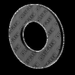 4320M LGT-FLEX ® Preto - Fibra Celulose e NBR com Tela Metálica