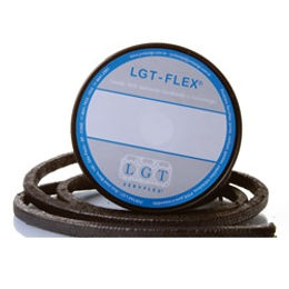 LGT-FLEX® 20.430: Gaxeta de Fibra Aramida com PTFE e Grafite