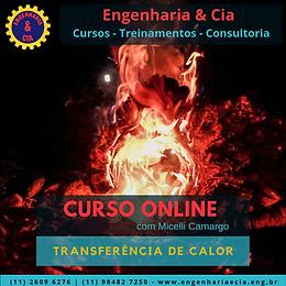 CURSO TRANSFERÊNCIA DE CALOR