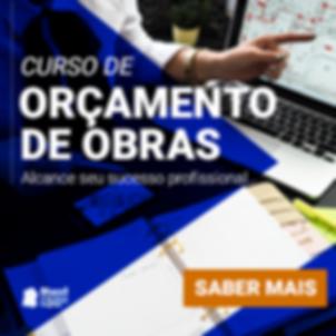 CURSO ORÇAMENTO DE OBRAS