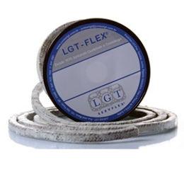 LGT-FLEX® 15.90.06: Gaxeta de Fibra Vegetal Rami com Aramida PTFE