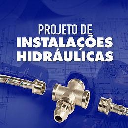 CURSO PROJETO DE INSTALAÇÕES HIDRÁULICAS