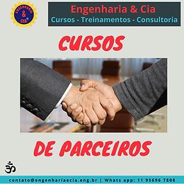 CURSOS DE PARCEIROS ENGENHARIA E CIA