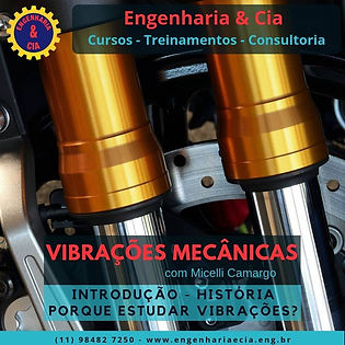 Introdução as Vibrações Mecânicas