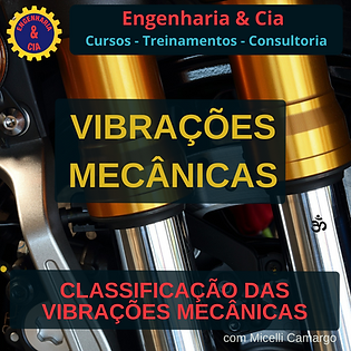 Classificação de Vibrações Mecânicas