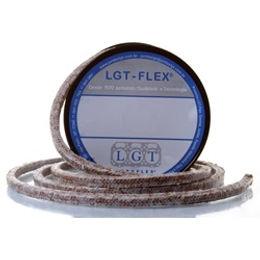 LGT-FLEX® 27.770: Gaxeta de Fibra Fenólica com PTFE