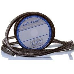 LGT-FLEX® 22.020: Gaxeta de Fibra Grafite Flexível e Carbono