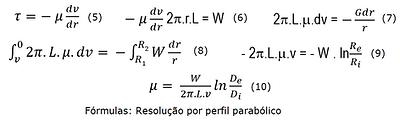 formulas viscosidade