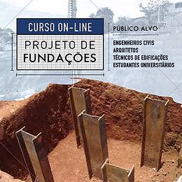 CURSO PROJETO DE FUNDAÇÕES