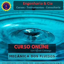 CURSO MECÂNICA DOS FLUIDOS