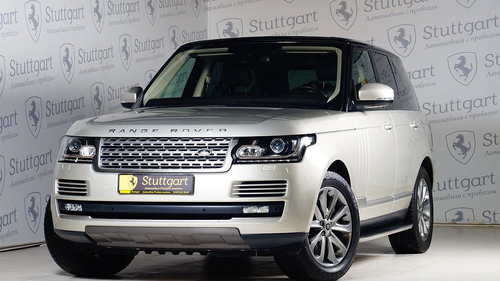 Land Rover Range Rover, 2013 г.в.