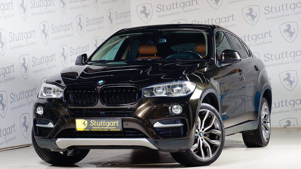 BMW X6 35i, 2015 г.в.