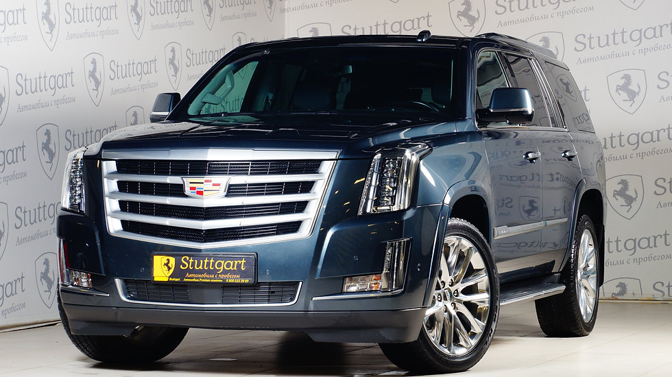 Cadillac Escalade, 2019 г.в.