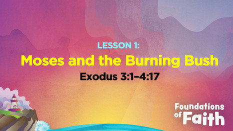 Moses and the Burning Bush