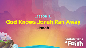 God Knows Jonah Ran Away