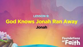 God Knows Jonah Ran Away
