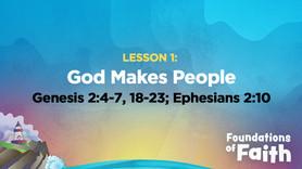 God Makes People