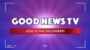 God is the Deliverer!