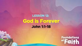 God is Forever
