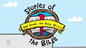 God Sends the Holy Spirit