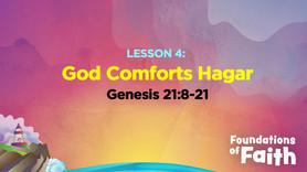 God Comforts Hagar