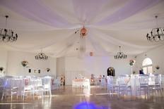 - Salle de Réception & Voilage plafond Mas des Auréliens -