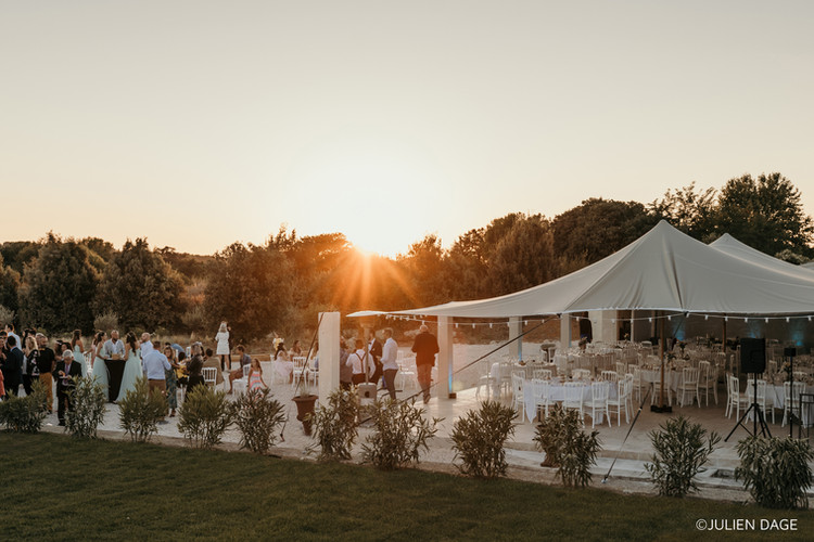 Vin d'honneur mariage | Mas d'Aix-en-Provence.jpg