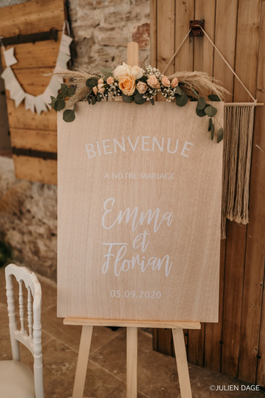 Plan de table mariage | Mas d'Aix-en-Pro