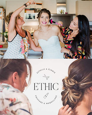 Ethic Coiffure Maquillage - Réception Cô