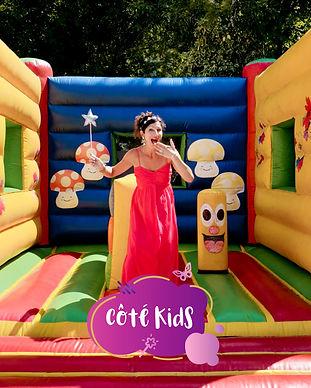 Côté Kids Animations enfants Réception C