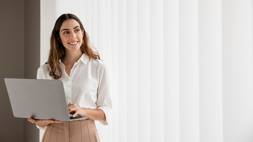 front-view-smiley-elegant-businesswoman-using-laptop-with-copy-space.jpg