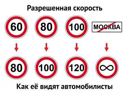 Штрафы за превышение скорости вырастут во много раз