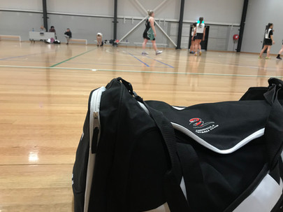Bag in action
