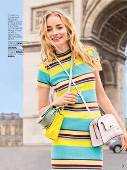 Cosmopolitan Russia April 2014