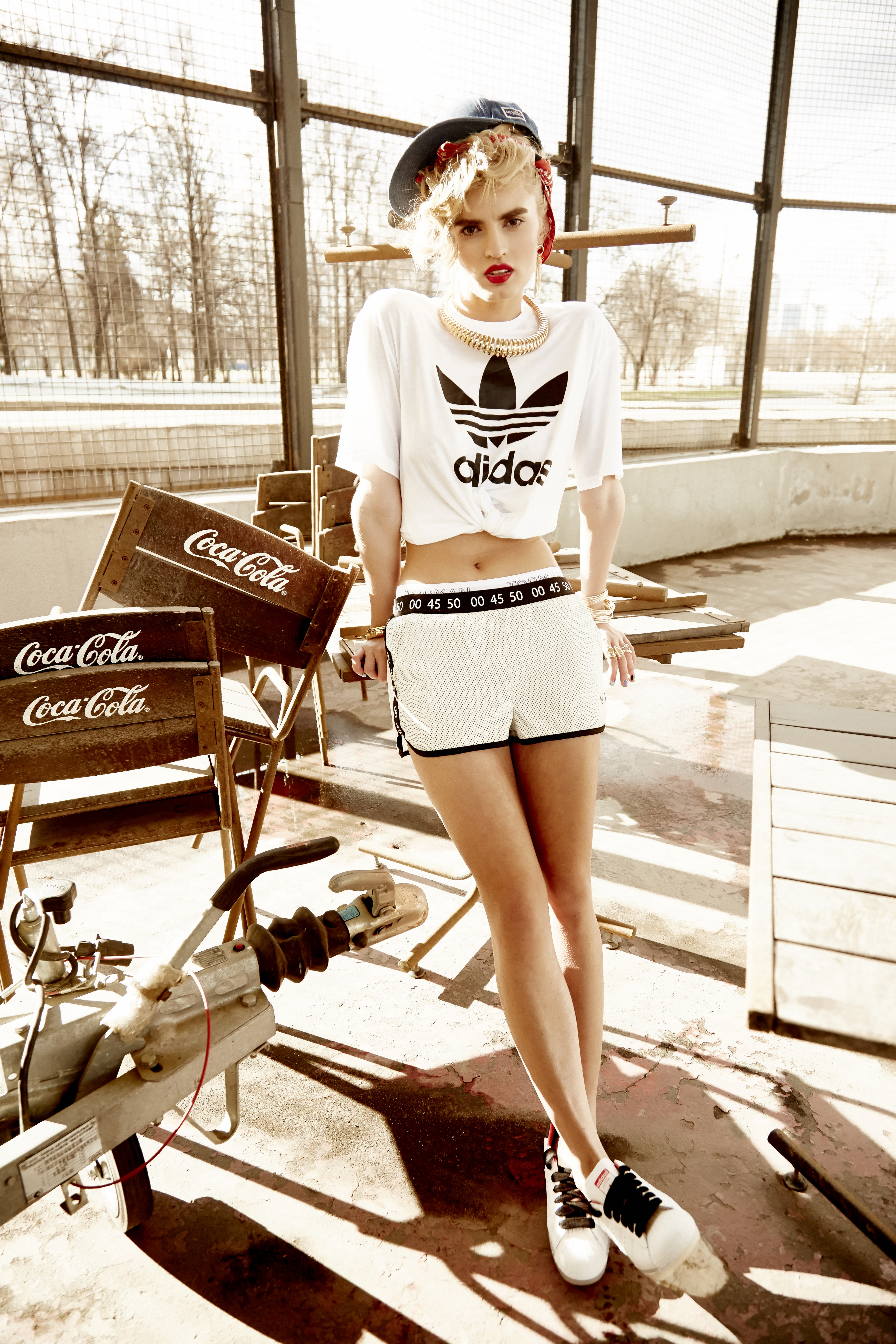 Adidas for Topshop 2015