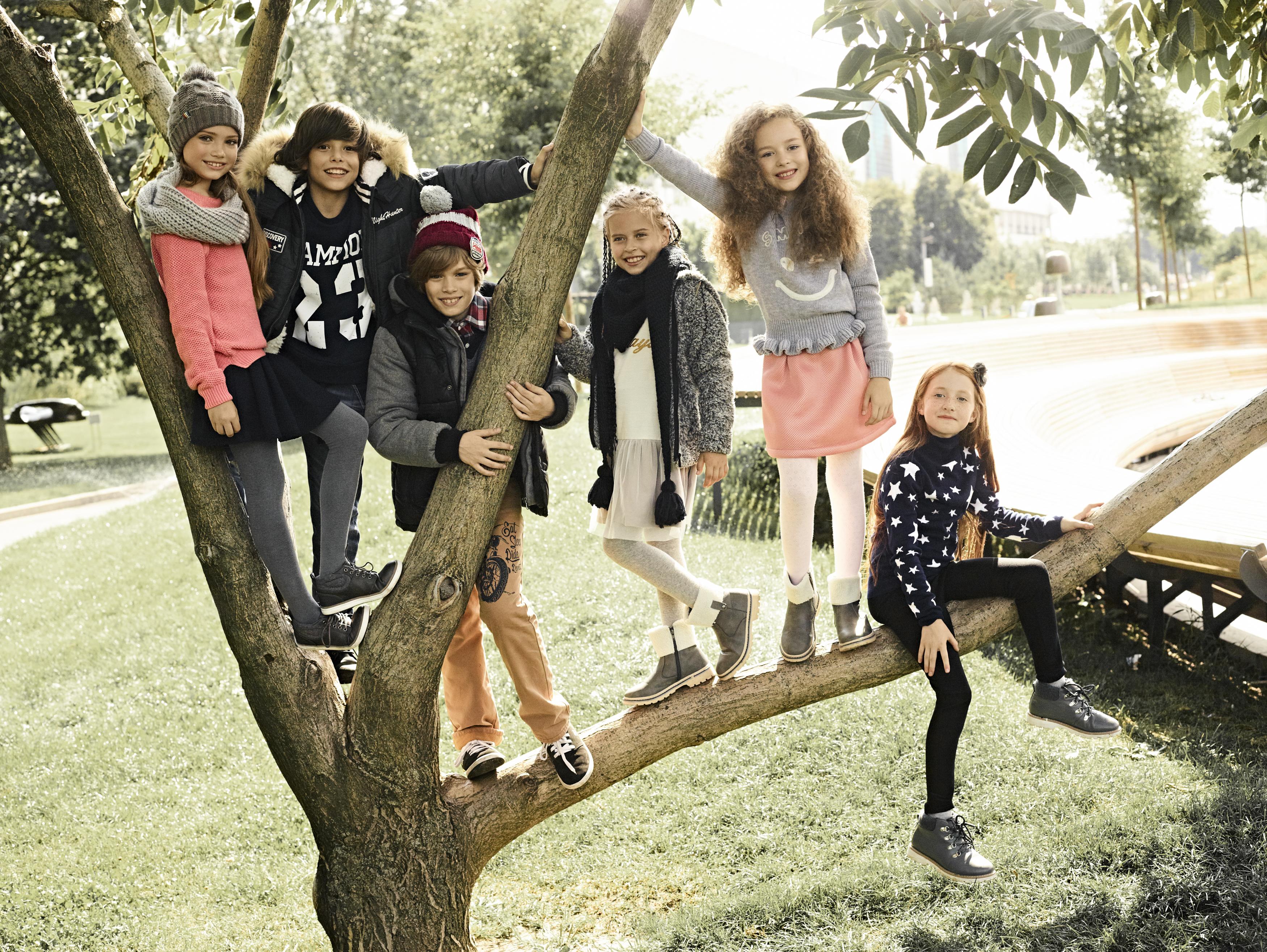Gloria Jeans Campaign