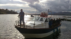 Deep Sea Angling Sneem - Kenmare Bay - R