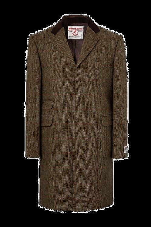Tweed Overcoat Cleaning + Premium Hand-Finishing.