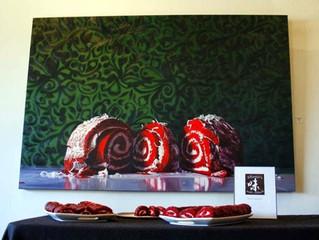 Pop Up Food Tour - Guest Blog by Artist Denise Stewart Sanabria