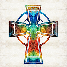 St Fiacre's Celtic Cross.png