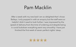 Pam Macklin review