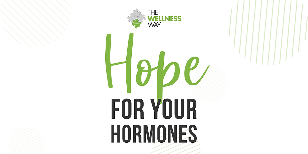 Hope For Your Hormones
