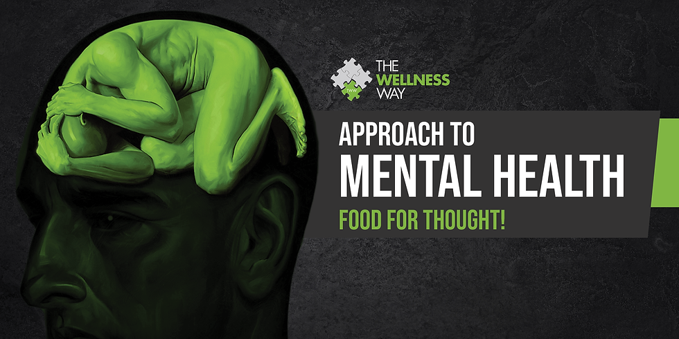 The Wellness Way Approach to Mental Health