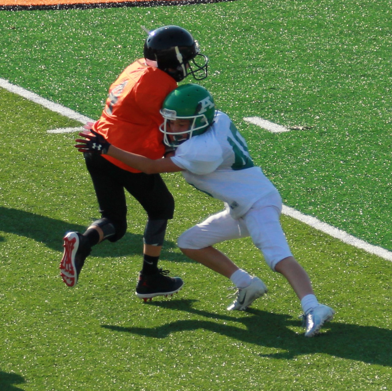 Great Tackling 2