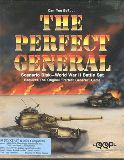 Perfect General WWII