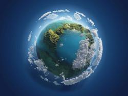 La sphère et le point
